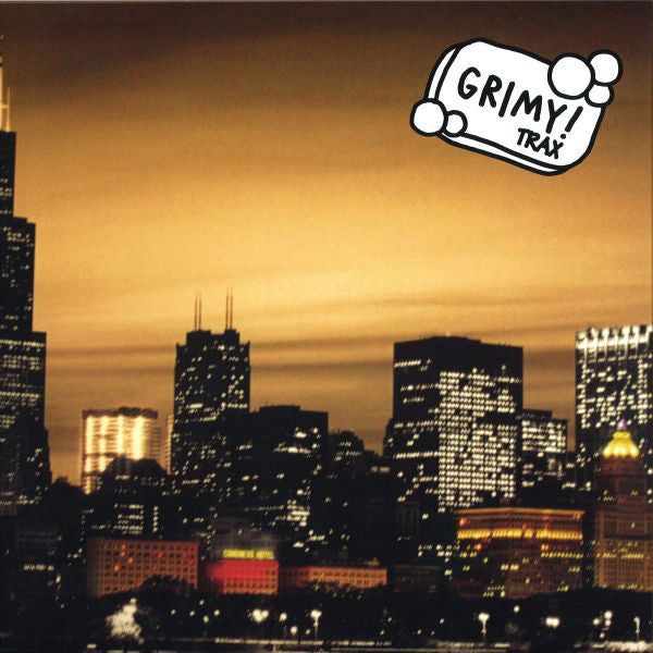 "Grimy Trax Vol.1 (New 12"")"
