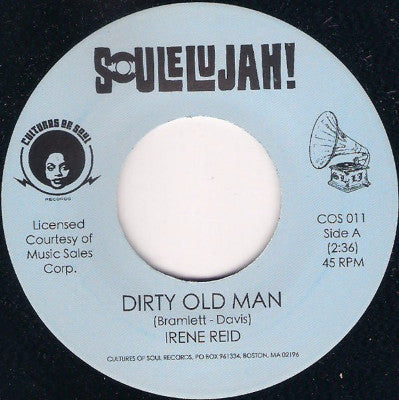 "Dirty Old Man / I Keep Forgetting (New 7"")"