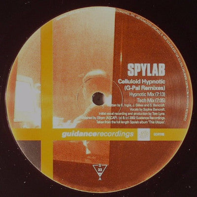 "Celluloid Hypnotic (New 12"")"