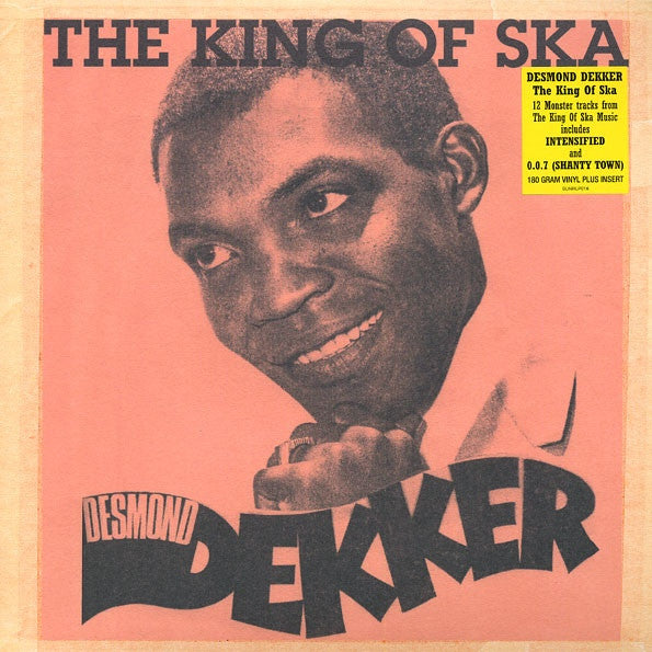 The King of Ska (New LP)