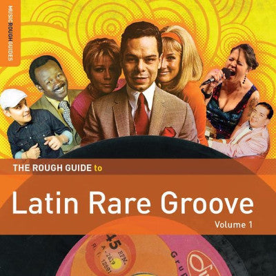 The Rough Guide To Latin Rare Groove (New LP + Download)