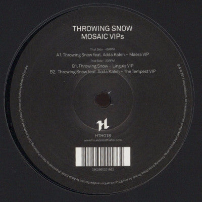 "Mosaic VIPs (New 12"")"