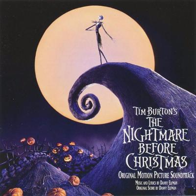 The Nightmare Before Christmas (New 2LP)