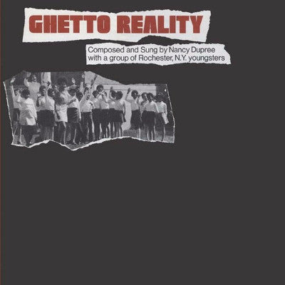 Ghetto Reality (New LP)