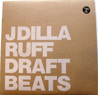 "Ruff Draft Beats (New 12"")"