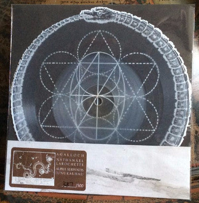 "Alpha Serpentis (Unukalhai) (New 7"")"