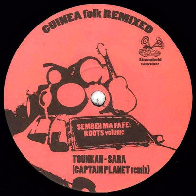 "Guinea Folk Remixed (New 7"")"