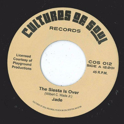 "The Siesta Is Over (New 7"")"