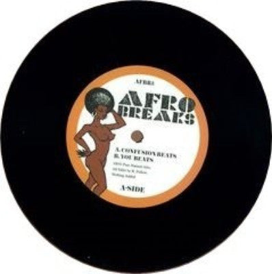 "Afro Breaks Vol. 3 (New 7"")"