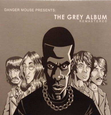 The Grey Album (New 2LP)