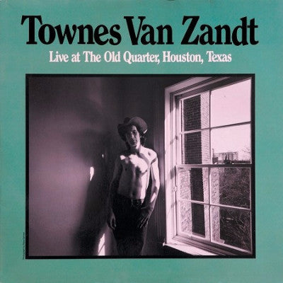 Live At The Old Quarter, Houston, Texas (New 2LP + Download)