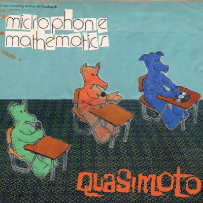 "Microphone Mathematics (New 12"")"
