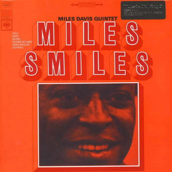 Miles Smiles (New LP)