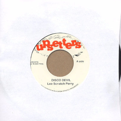 "Disco Devil / Croaking (New 7"")"
