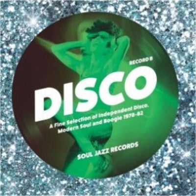 Disco: Fine Selection of Independent Disco...Record B (New 2LP + Download)