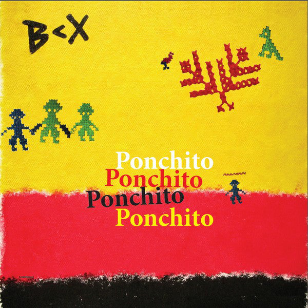 "Ponchito (New 12"")"