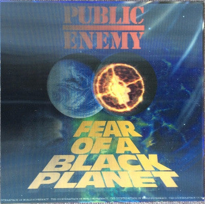 Fear Of A Black Planet (New LP)