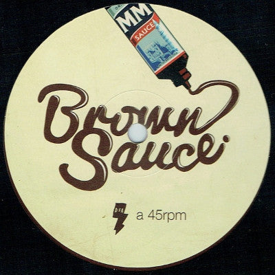 "Brown Sauce (Used 12"" + Download)"