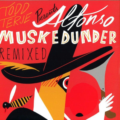 "Alfonso Muskedunder Remixed (New 12"")"