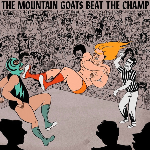 BEAT THE CHAMP (New 2LP+Download)