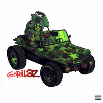 Gorillaz (New 2LP)