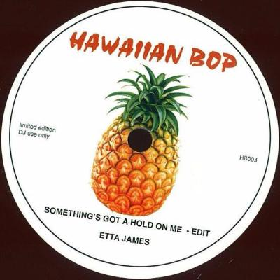"Something's Got A Hold On Me / Talk About A Party (New 7"")"