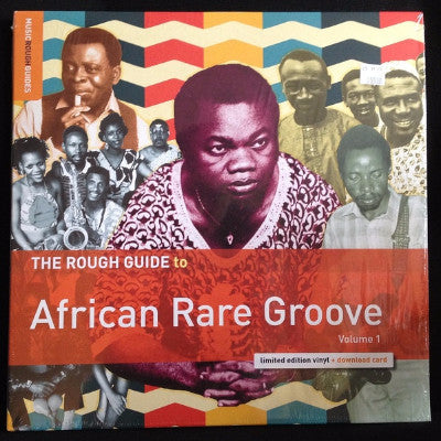 The Rough Guide To African Rare Groove Vol. 1 (New LP + Download)