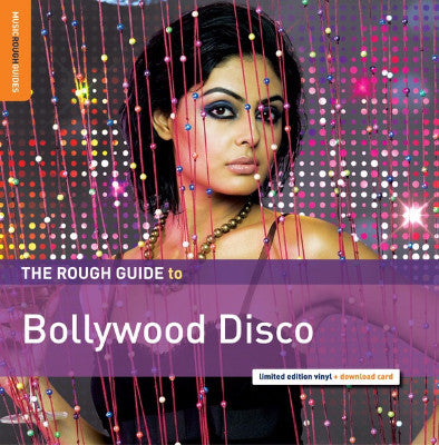 The Rough Guide To Bollywood Disco (New LP + Download)