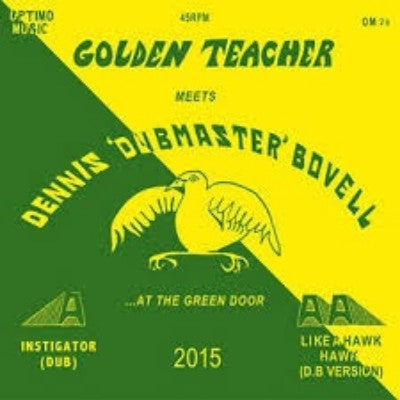 "Golden Teacher Meets Dennis Bovell At The Green Door (New 12"")"
