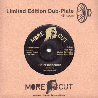 "Chief Inspector / The Grunwick Affair (New 7"")"