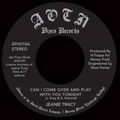 "Can I Come Over And Play With You Tonight / Hot (For Your Love) (New 7"")"