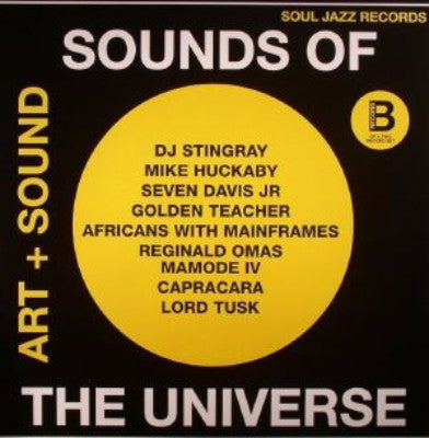 Sounds Of The Universe (Art + Sound) Record B (New 2LP)