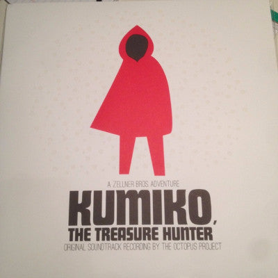 Kumiko, The Treasure Hunter OST (New LP)