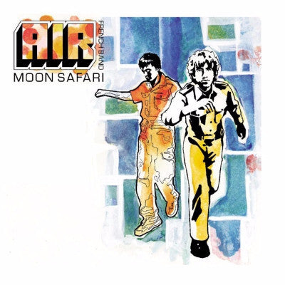 Moon Safari (New LP)