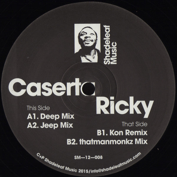 "Ricky (Kon Remix) (New 12"")"
