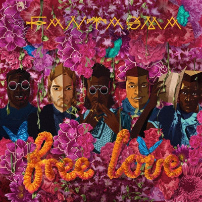 Free Love (New 2LP + Download)