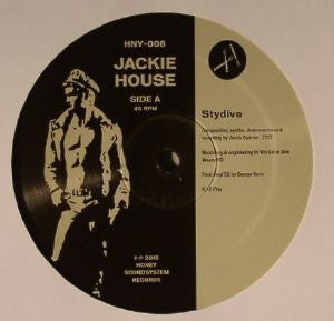 "Stydive (New 12"")"