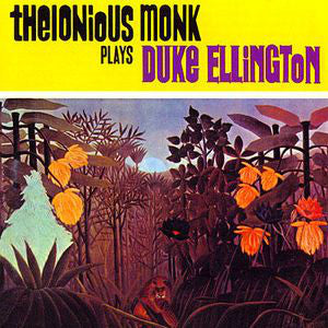 Thelonious Monk Plays Duke Ellington (New LP)