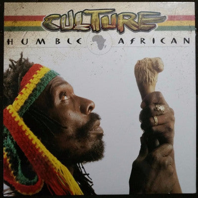 Humble African (New LP)