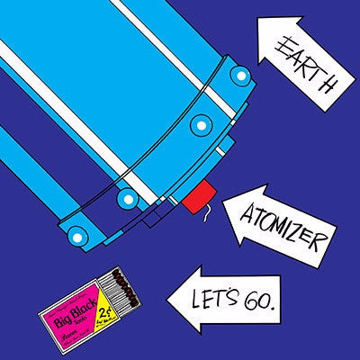 Atomizer (New LP + Download)