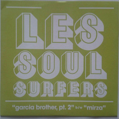 "Garcia Brothers, Part 2 (New 7"")"