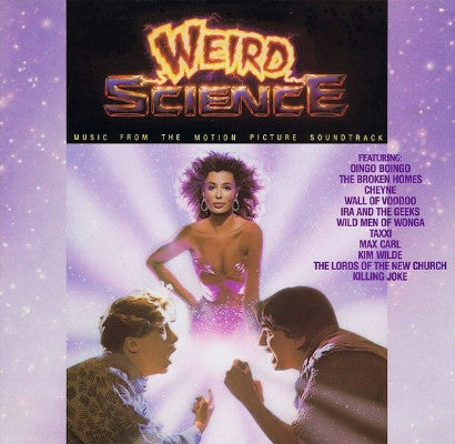 Weird Science OST (New LP)