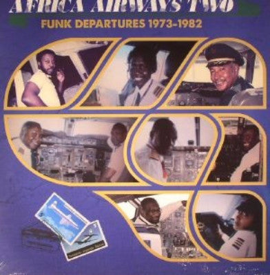 Africa Airways Two: Funk Departures 1973-1982 (New LP)