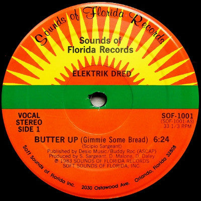 "Butter Up (Gimmie Some Bread) (Used 12"")"
