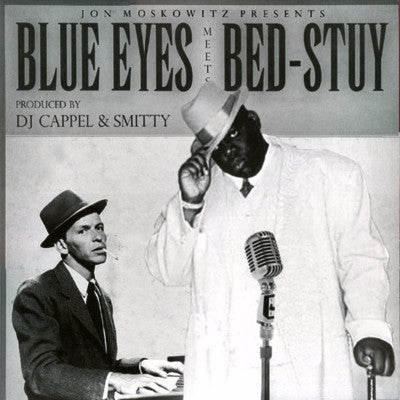 Presents Blue Eyes Meets Bed-Stuy (New 2LP)