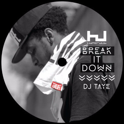 "Break It Down EP (New 12"")"