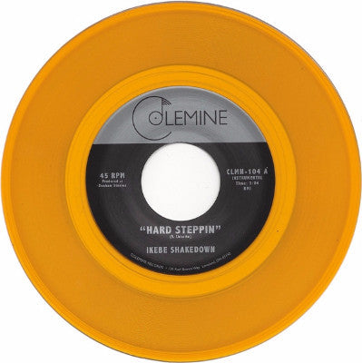 "Hard Steppin' (New 7"")"