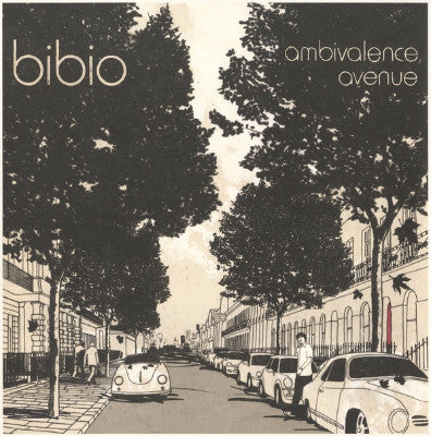 Ambivalence Avenue (New 2LP + Download)