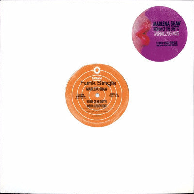 "Woman Of The Ghetto (Akshin Alizadeh Remix) (New 12"")"