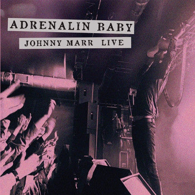 Adrenalin Baby (New 2LP)